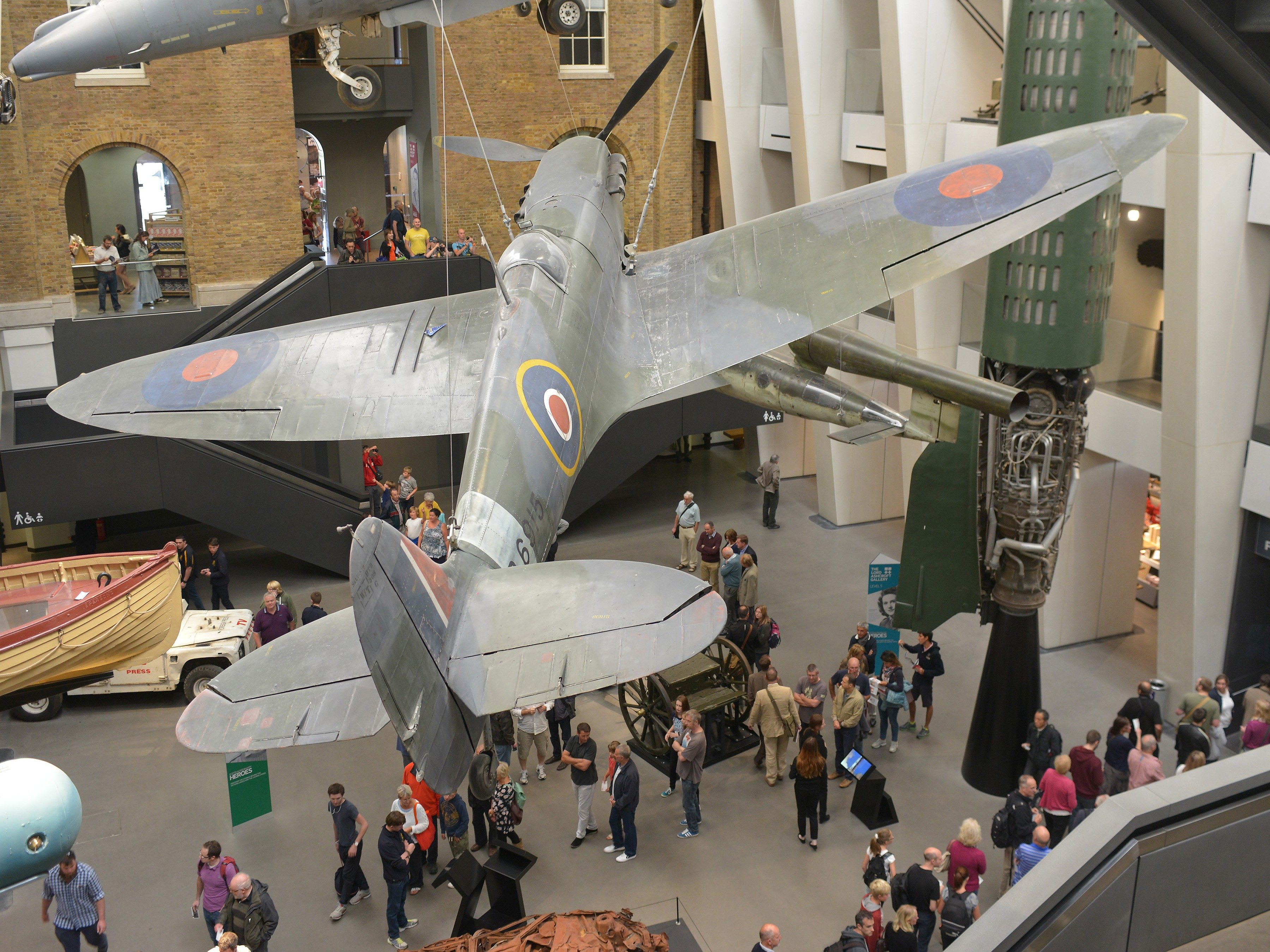 London attractions: Imperial War Museum