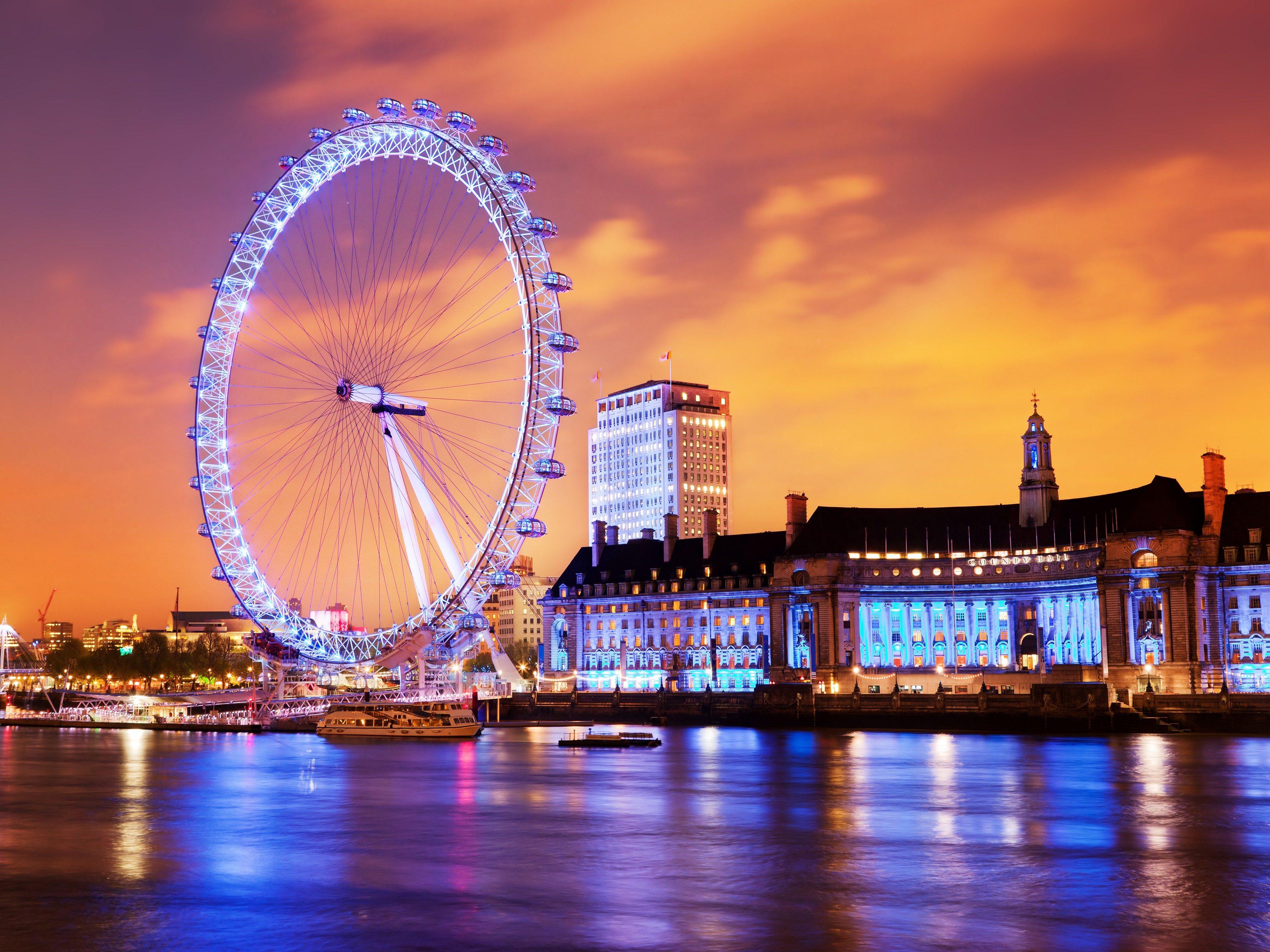17. London Eye