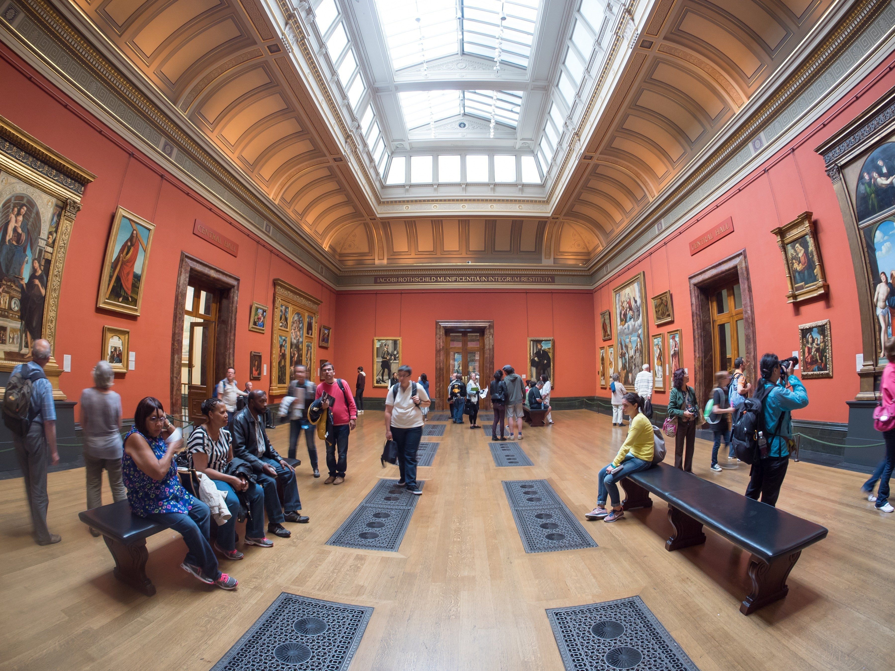 London attractions: National Gallery