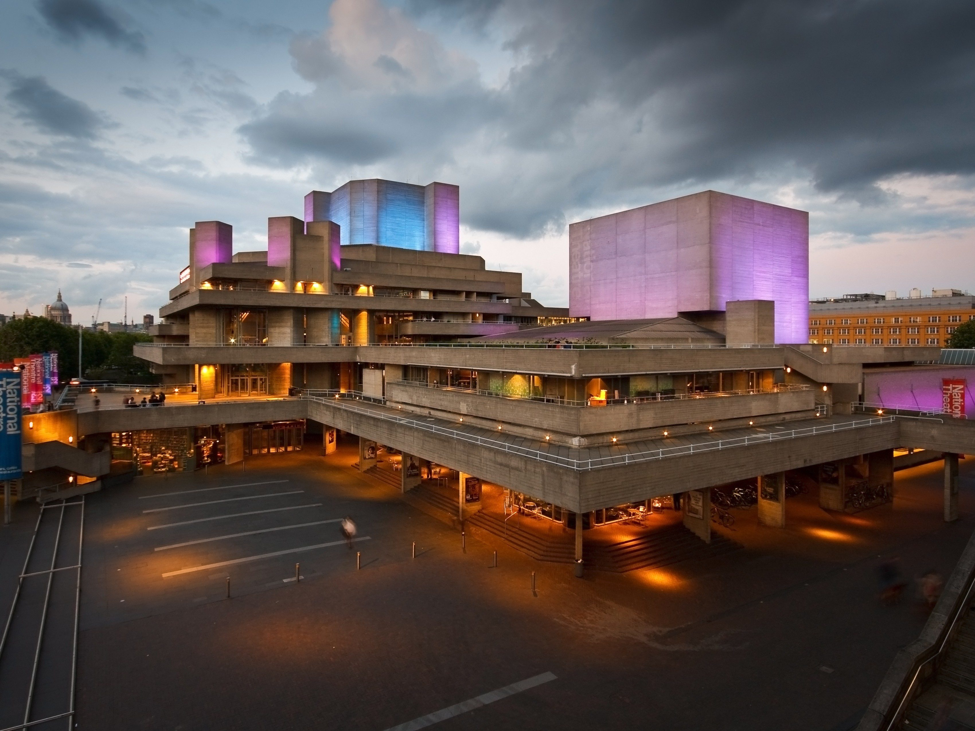 London attractions: The National Theatre