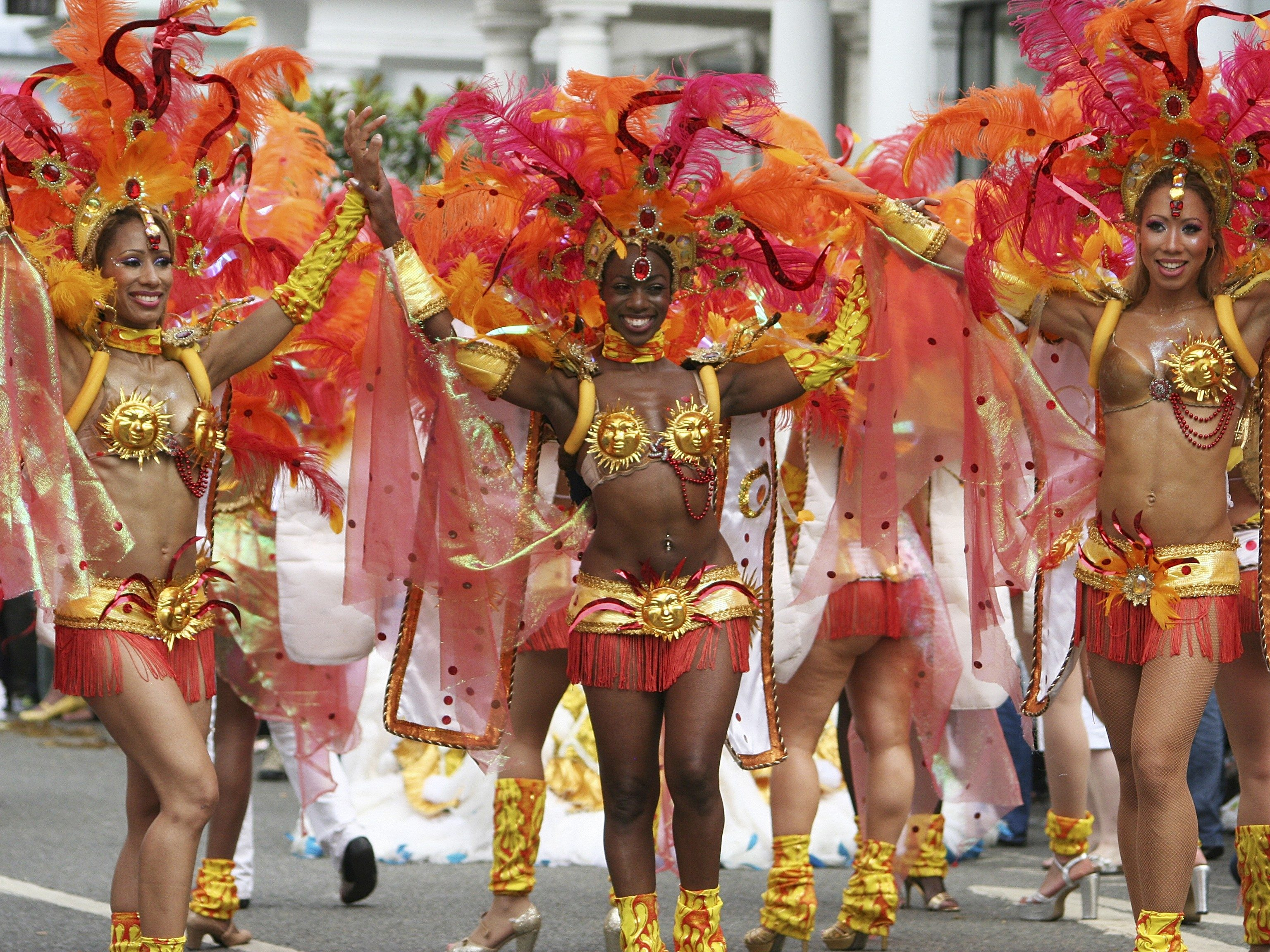 London attractions: Notting Hill Carnival