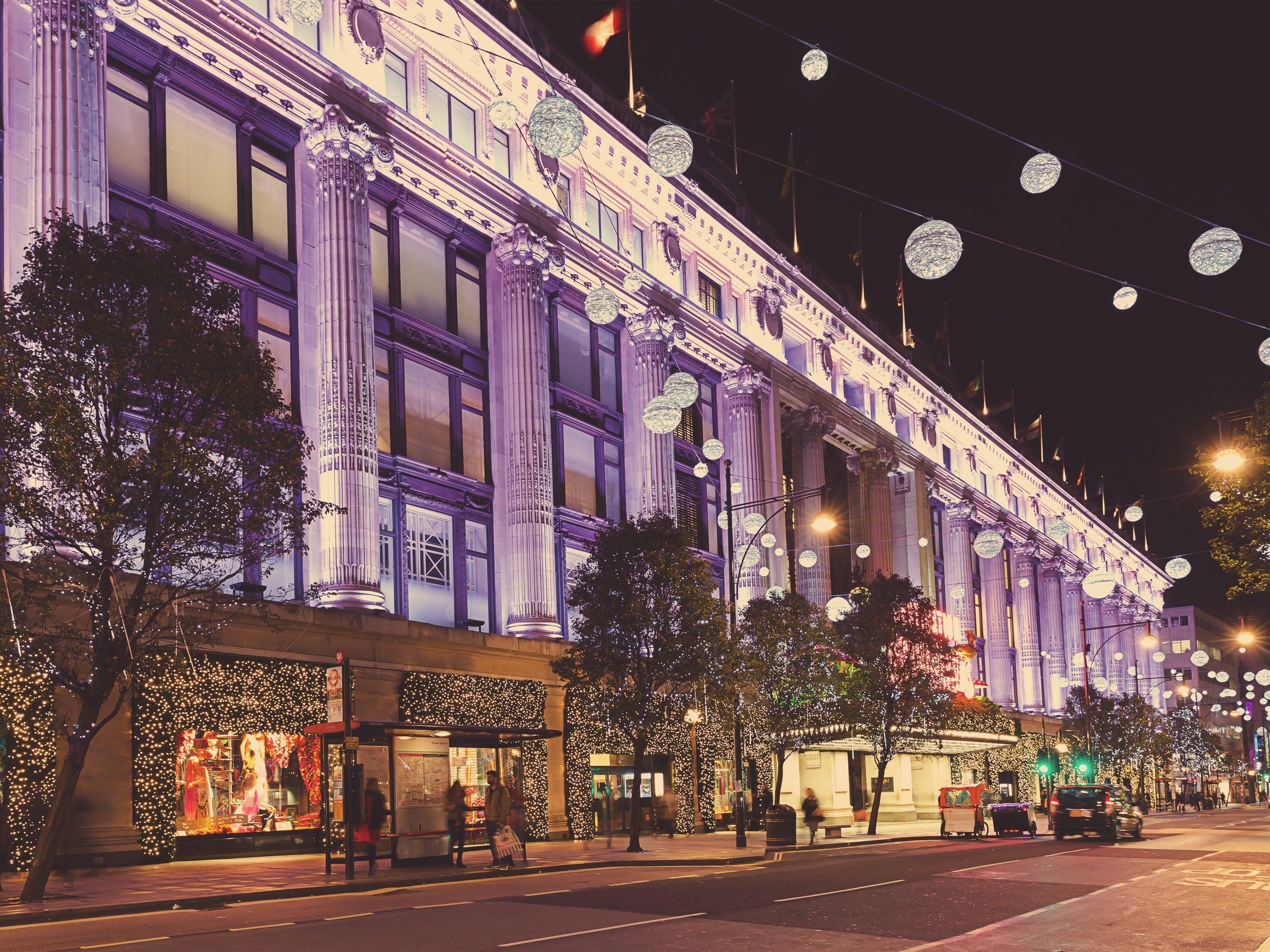 50. Oxford Street