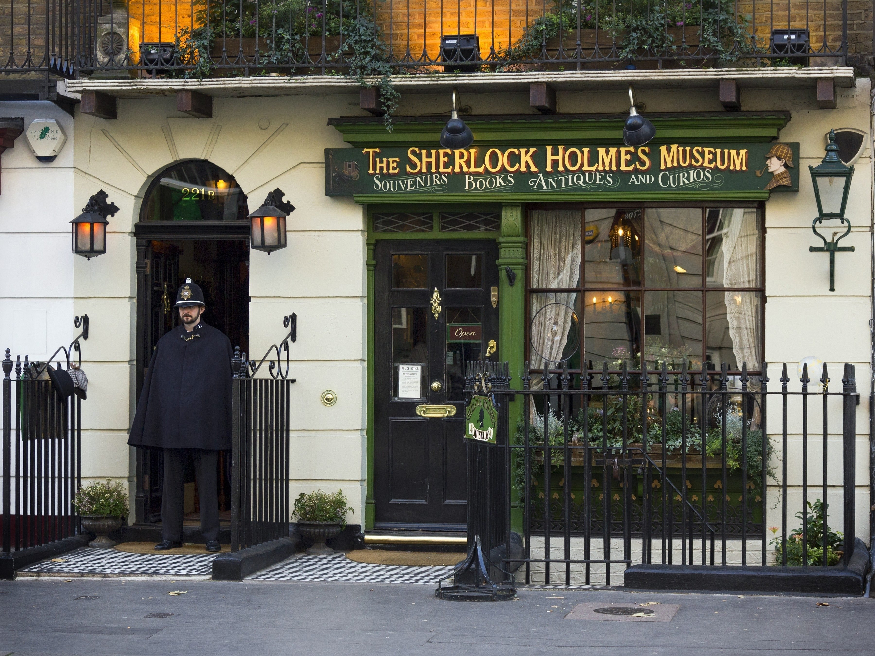 London attractions: Sherlock Holmes