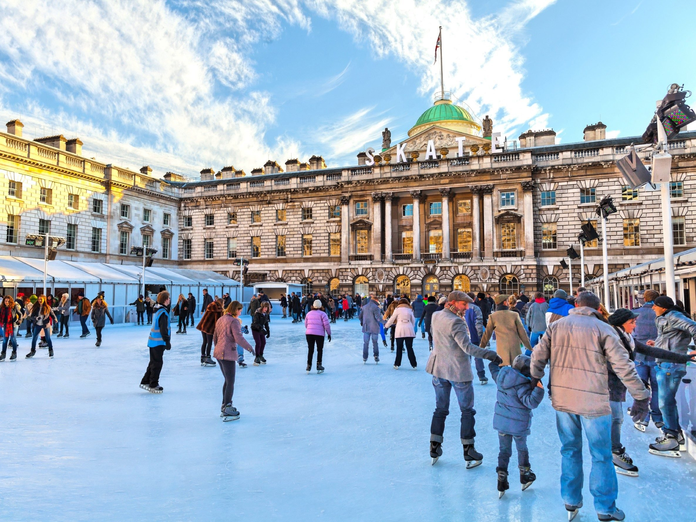London attractions: Somerset House