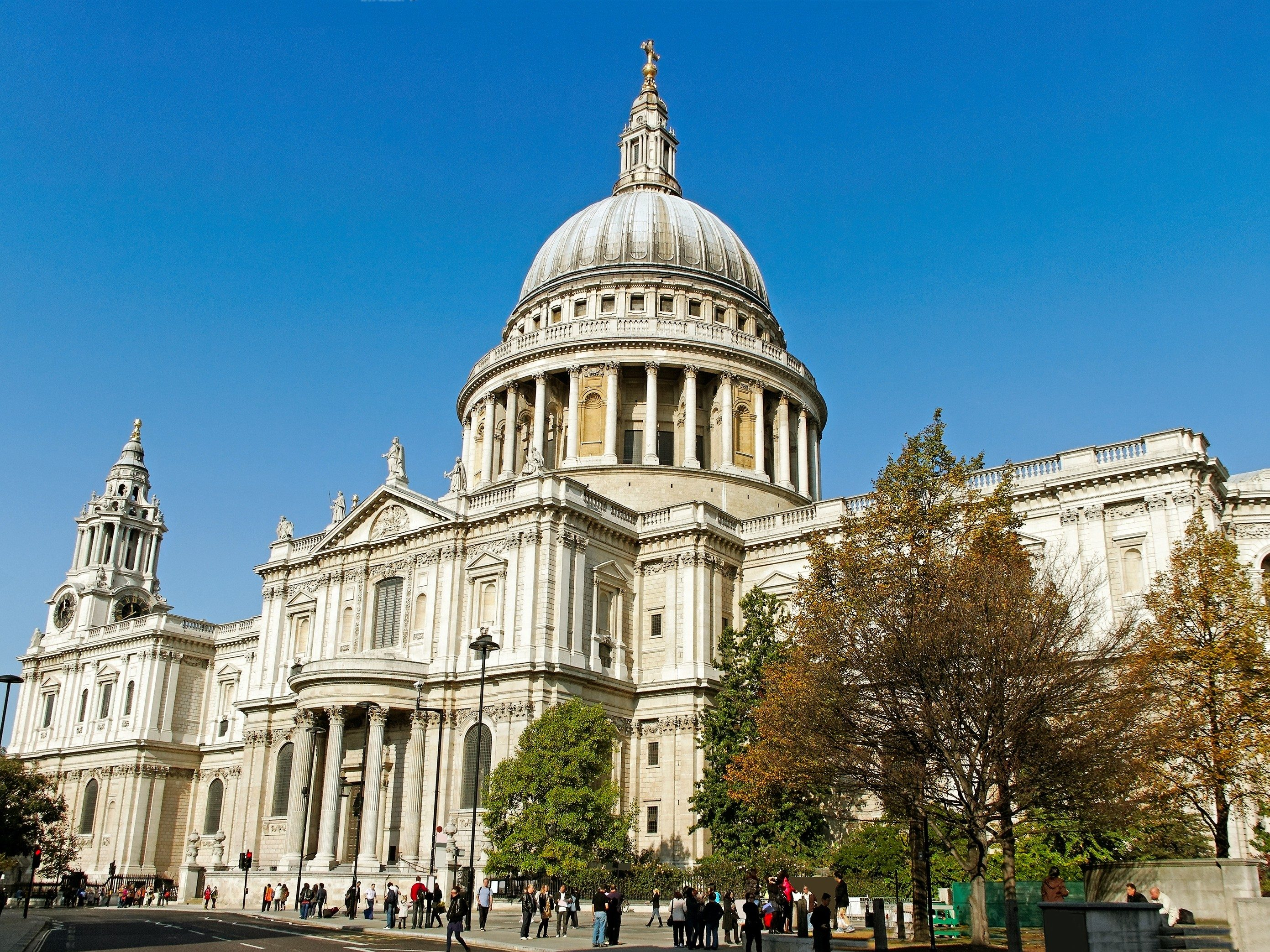 London attractions: St. Paul's Cathedral