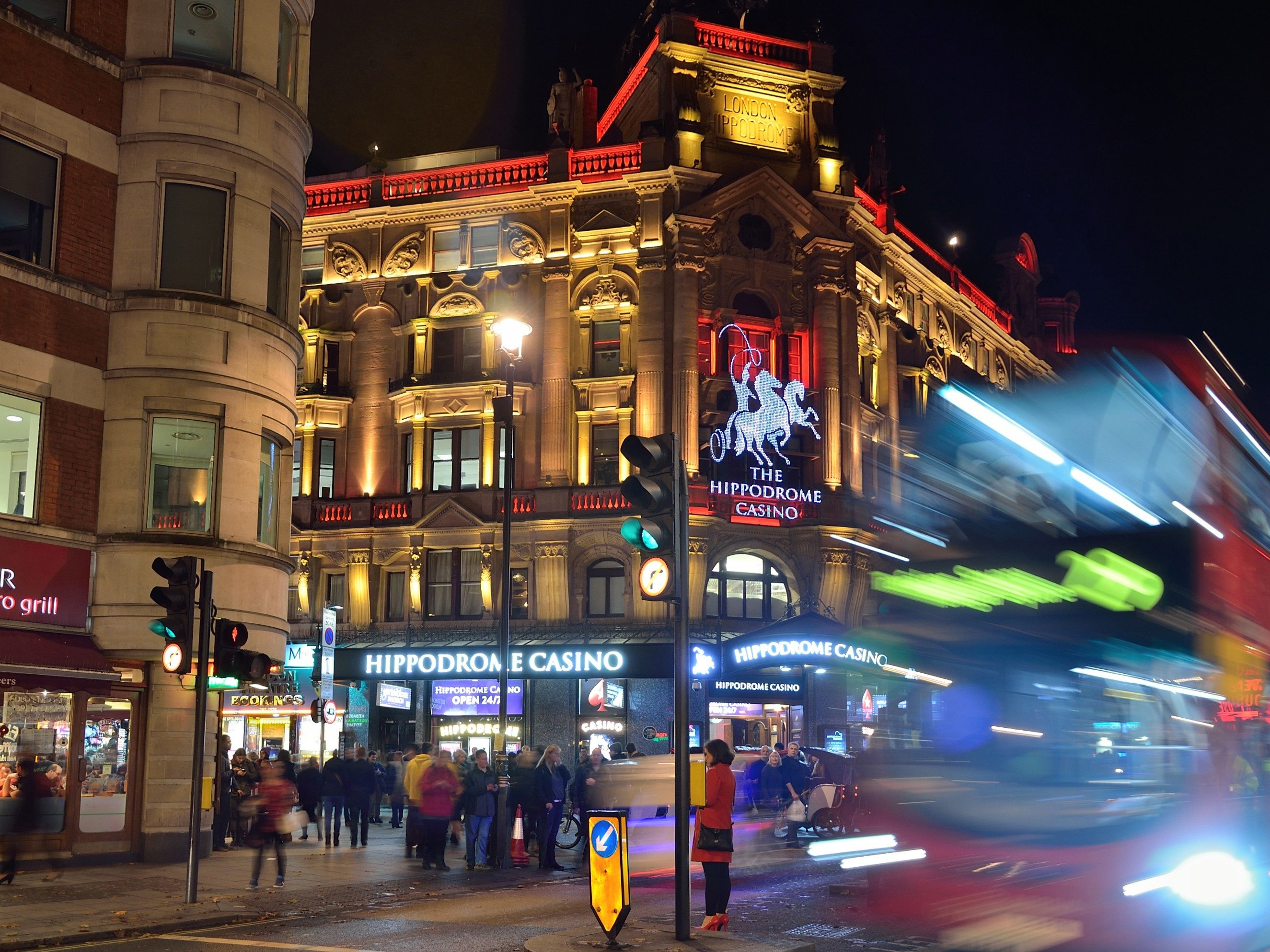 London attractions: The West End