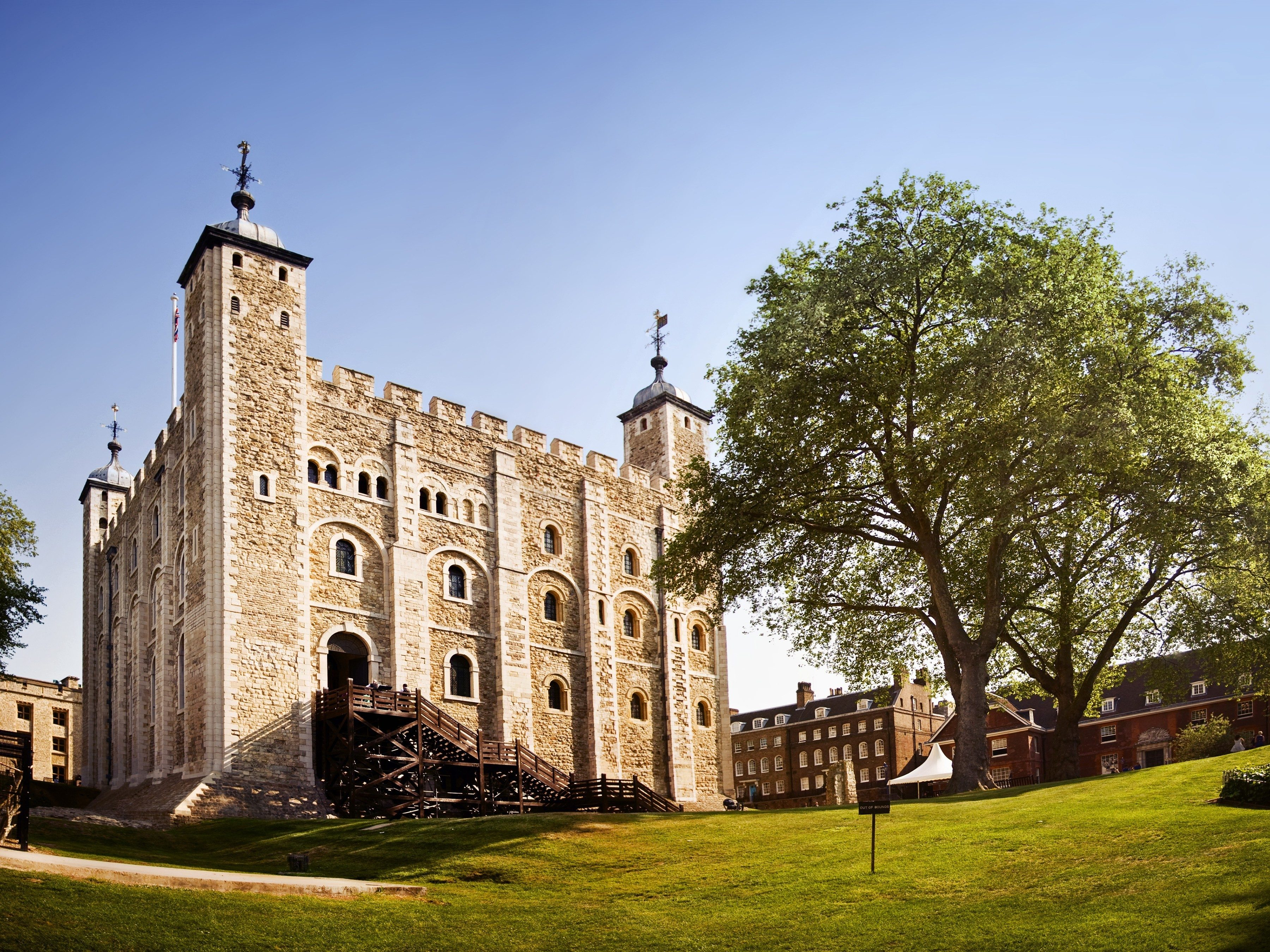 London attractions: Tower of London
