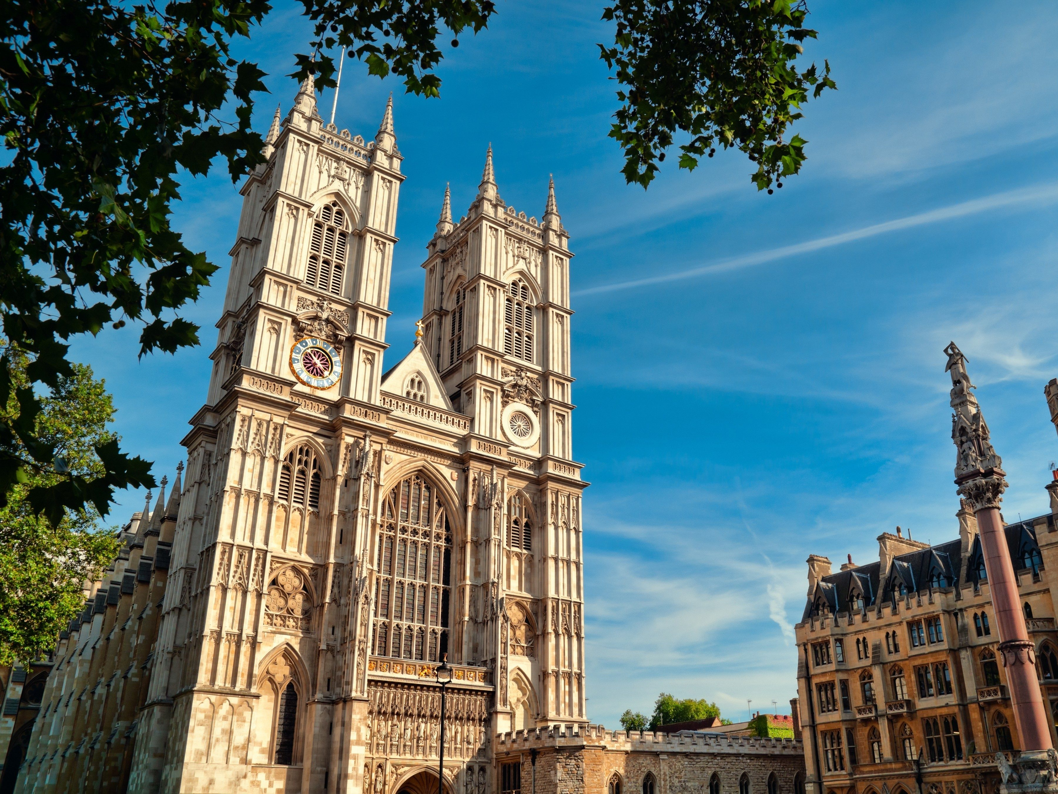 London attractions: Westminster Abbey