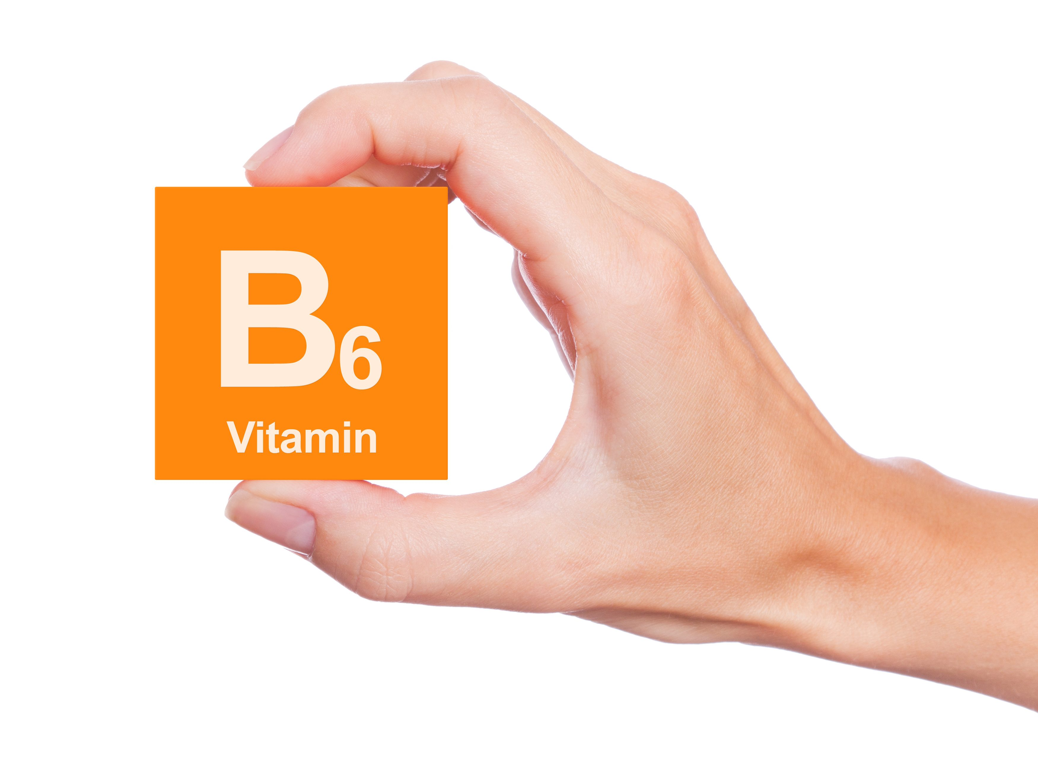 5. Boost your vitamin B6 intake