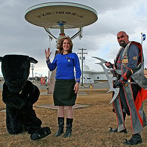 3. Strange Places in Canada: Vulcan (the Trekkie town), Alberta