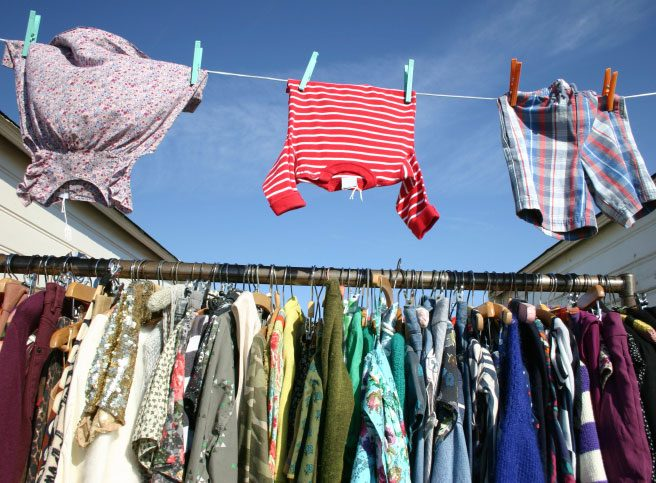 The Environmental Upside of Thrift Shopping