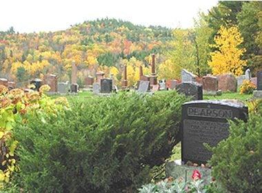MacLaren Cemetery - Wakefield, Quebec