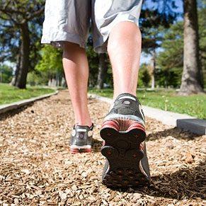 5 Ways to Get Walking