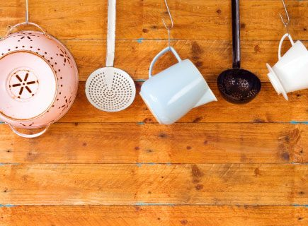 Take Stock of Under-Used Kitchenware