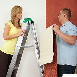 8. Wash Away Wallpaper Grime