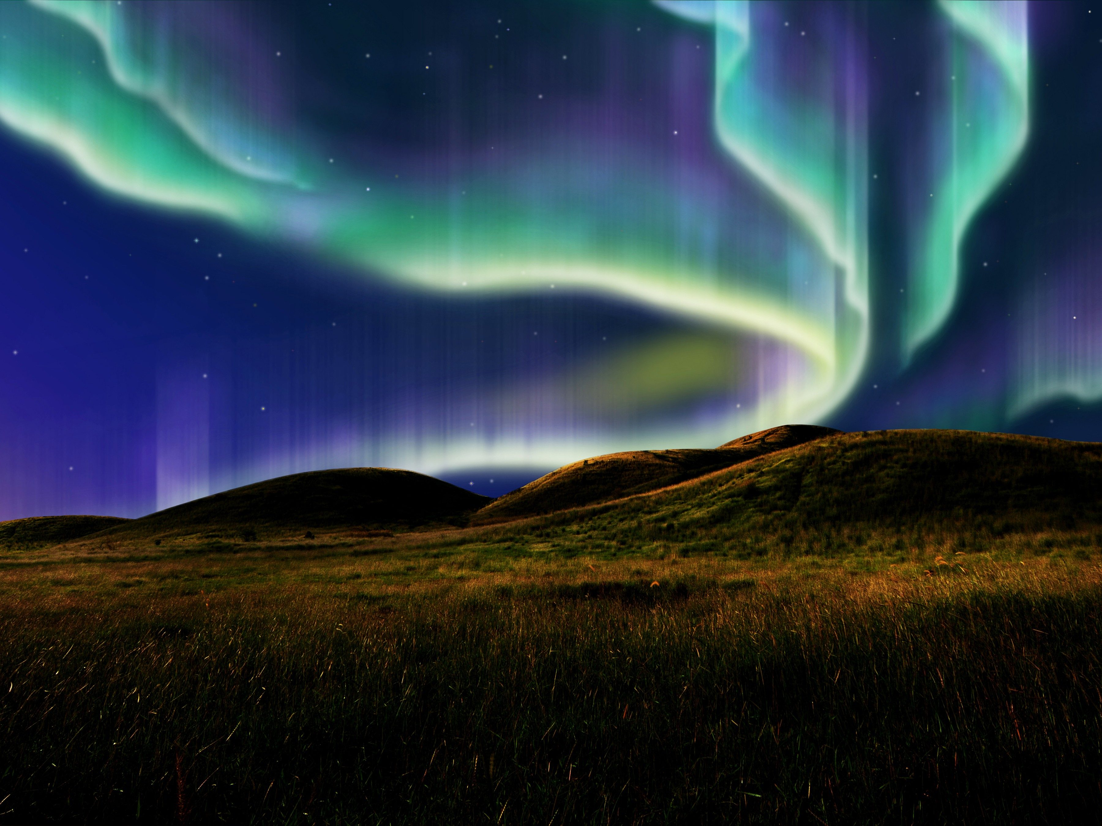 4. You Can See Mother Nature's Most Spectacular Light Show