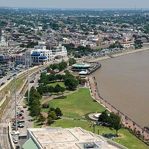 9. Mississippi Riverfront