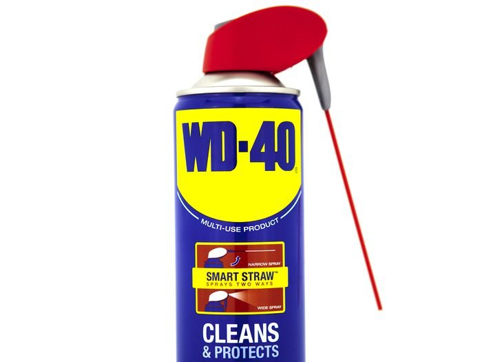 5 NEW WAYS TO USE WD-40