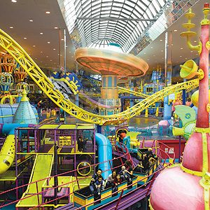 2. West Edmonton Mall, Edmonton, Alta.