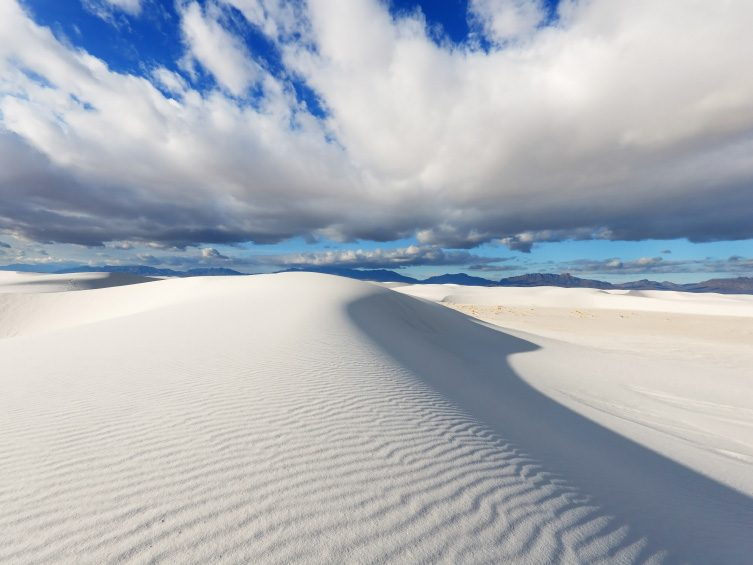 Natural Wonder: White Sands National Monument, New Mexico