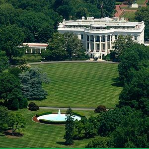 2. The White House