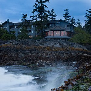 5. The Wickaninnish Inn, Tofino, B.C.
