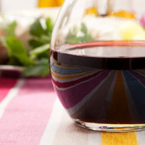 13.Have a Glass of Wine With Dinner