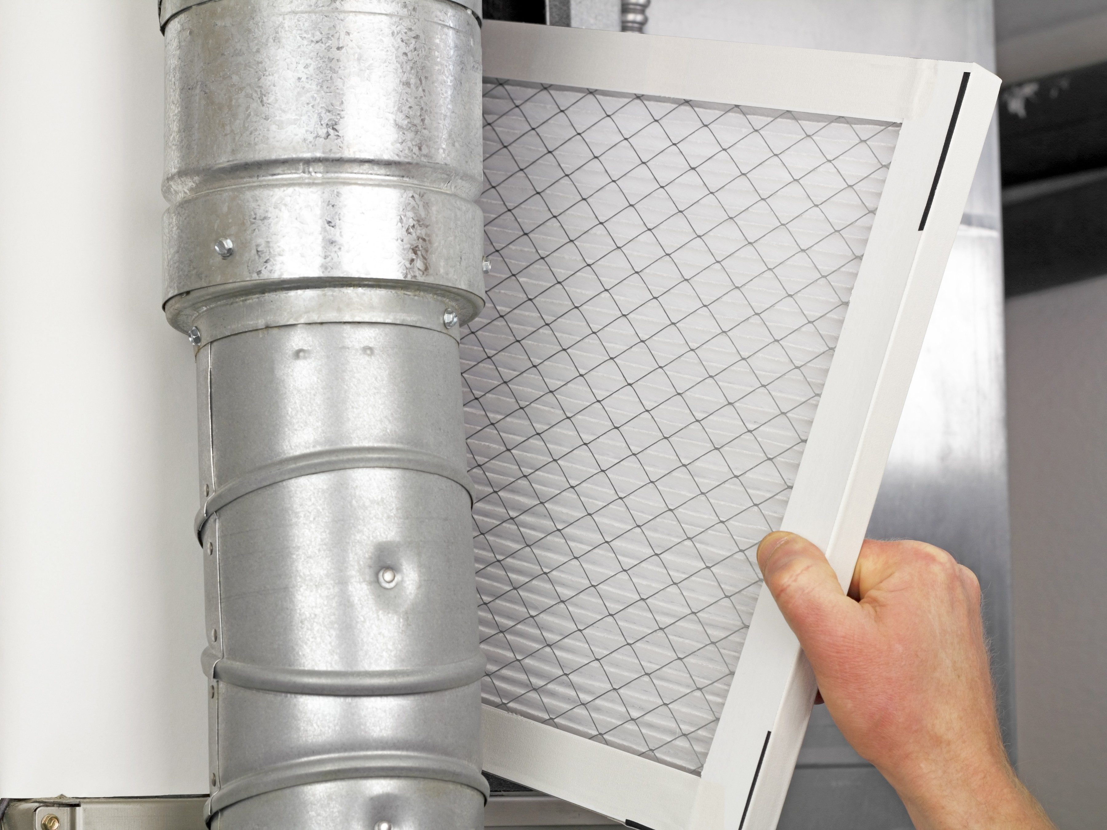 4. Replace furnace filters.