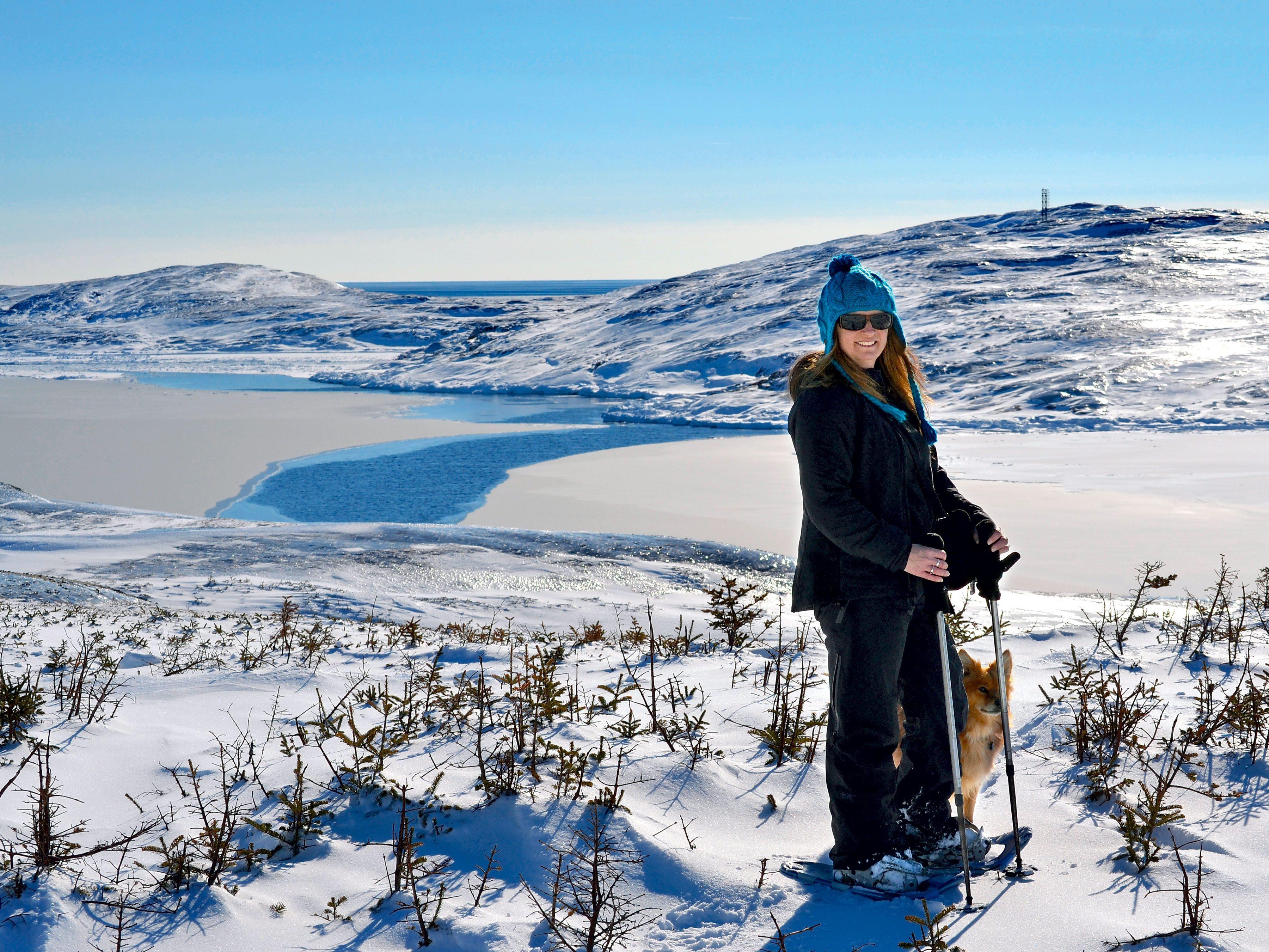 Winter in Canada: Winter Walking