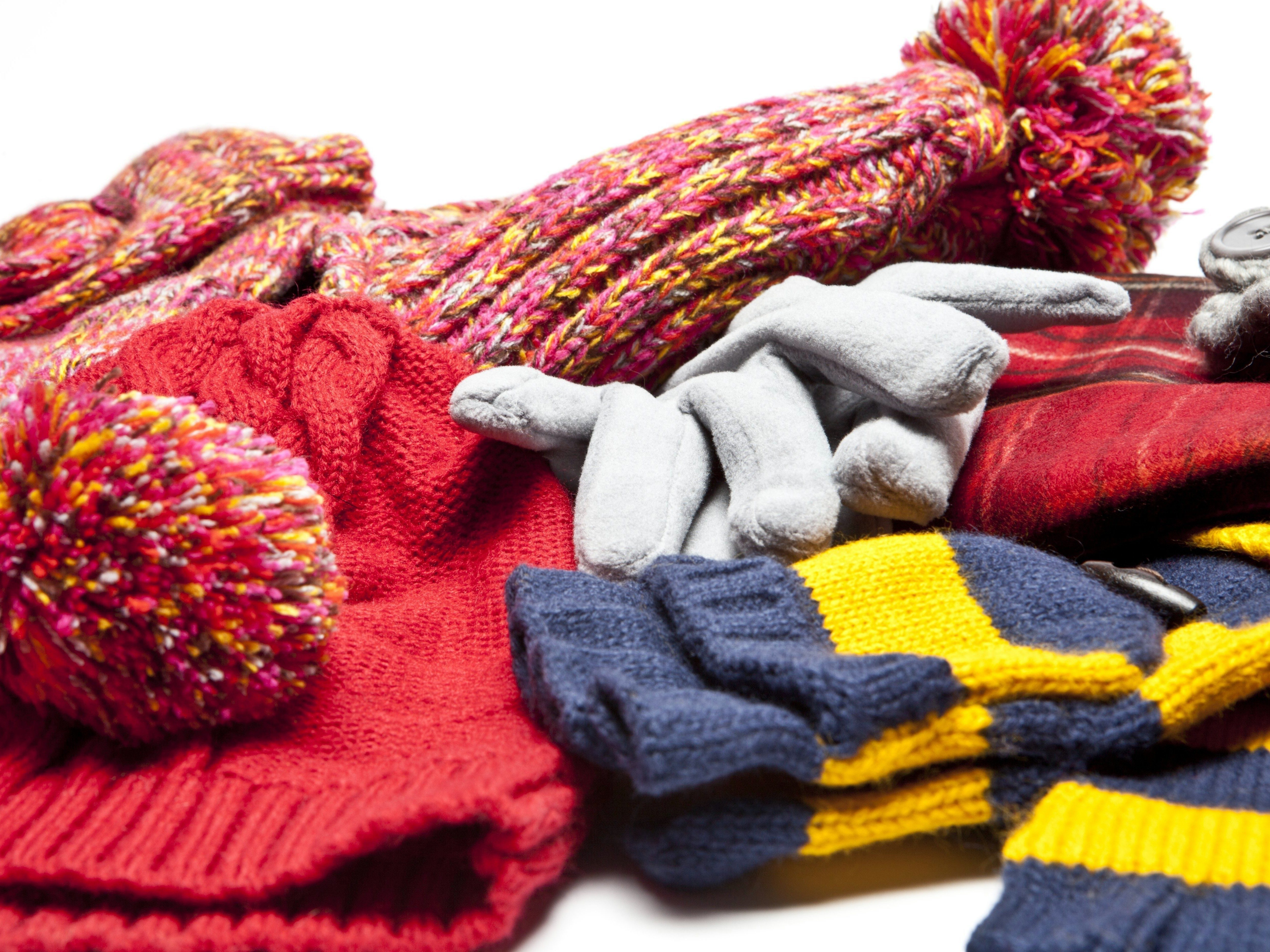 Additional Emergency Gear: Cold Weather Clothing