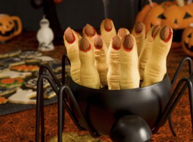 Bloody Witches Fingers