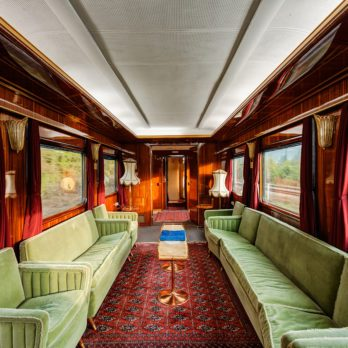 The World's 10 Best Train Journeys