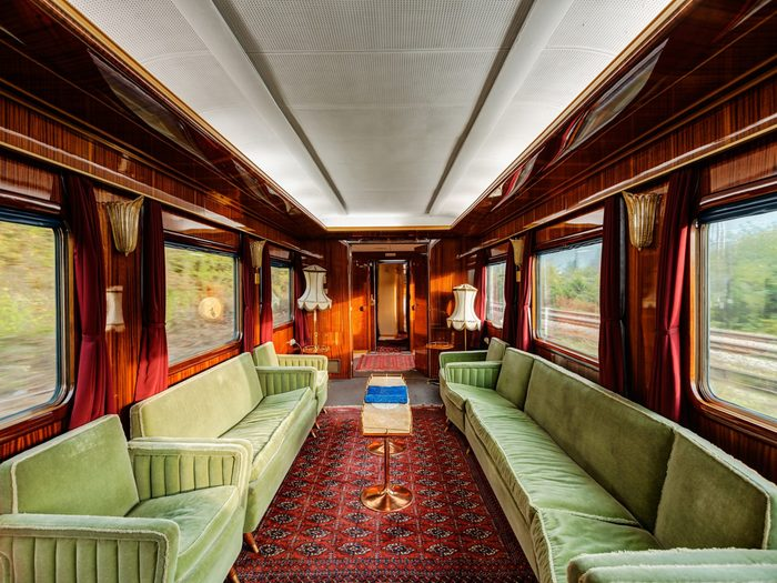 10 Best Train Trips in the World