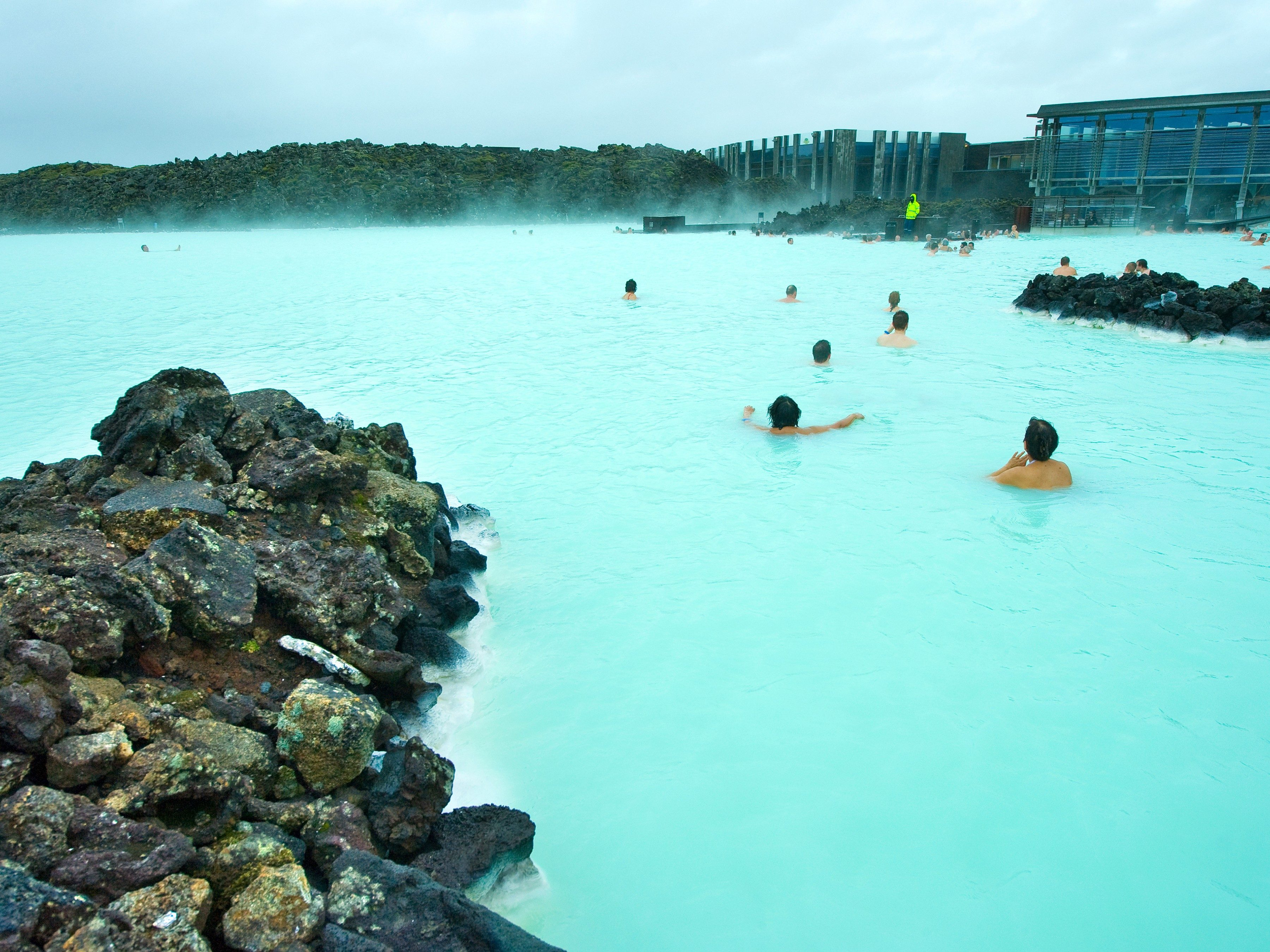 World's Sexiest Travel Destinations: Blue Lagoon, Iceland