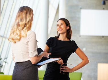 Learn the Art of Small Talk
