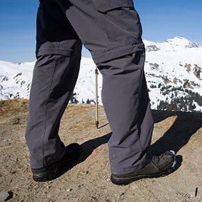 3. Create Convertible Pants