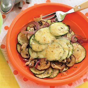 1. Zucchini Cheddar Bake