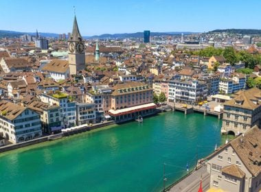 Dishonest City: Zurich, Switzerland