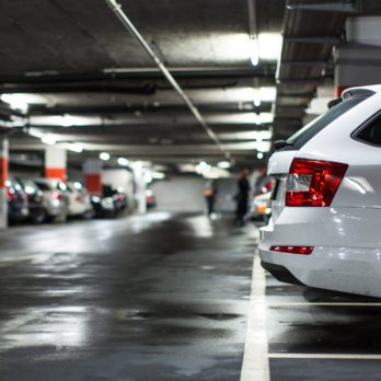 5 Reasons Why Parking Lots Will Disappear
