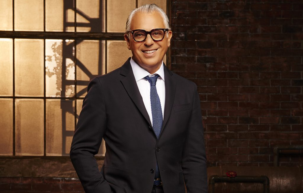 Dragon's Den cast member Joe Mimran