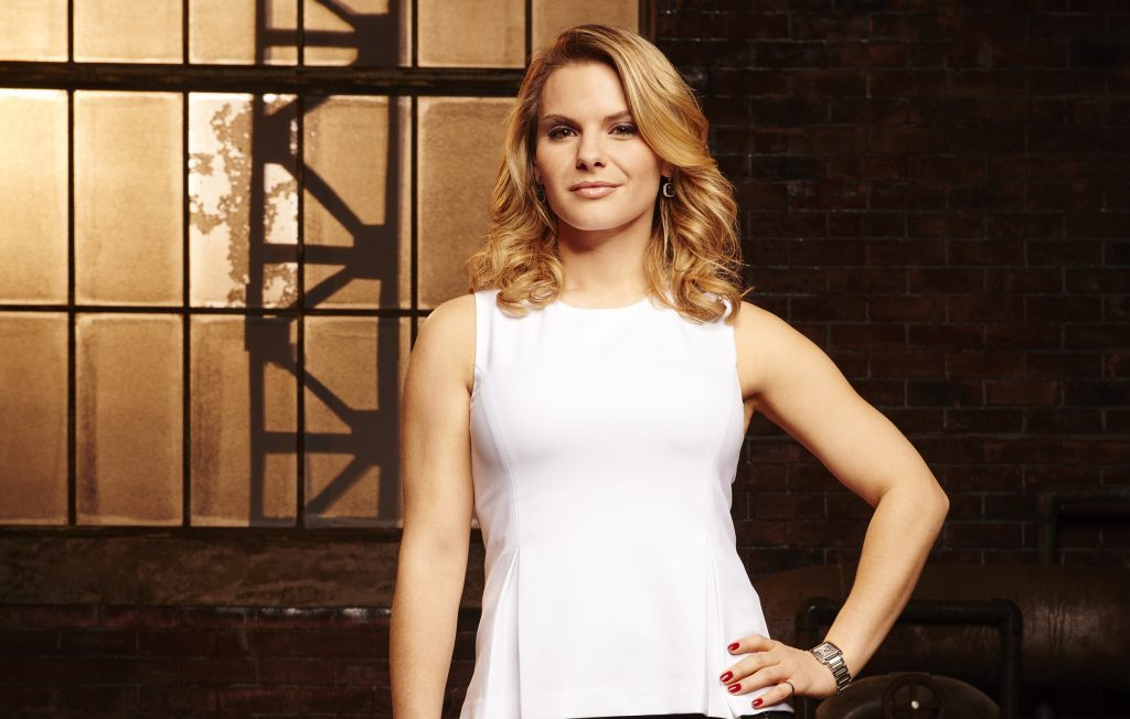 Dragons' Den cast member Michele Romanow