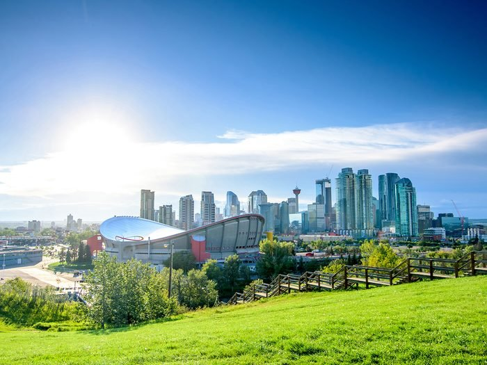 Calgary is one of the worst places in Canada for mosquitoes