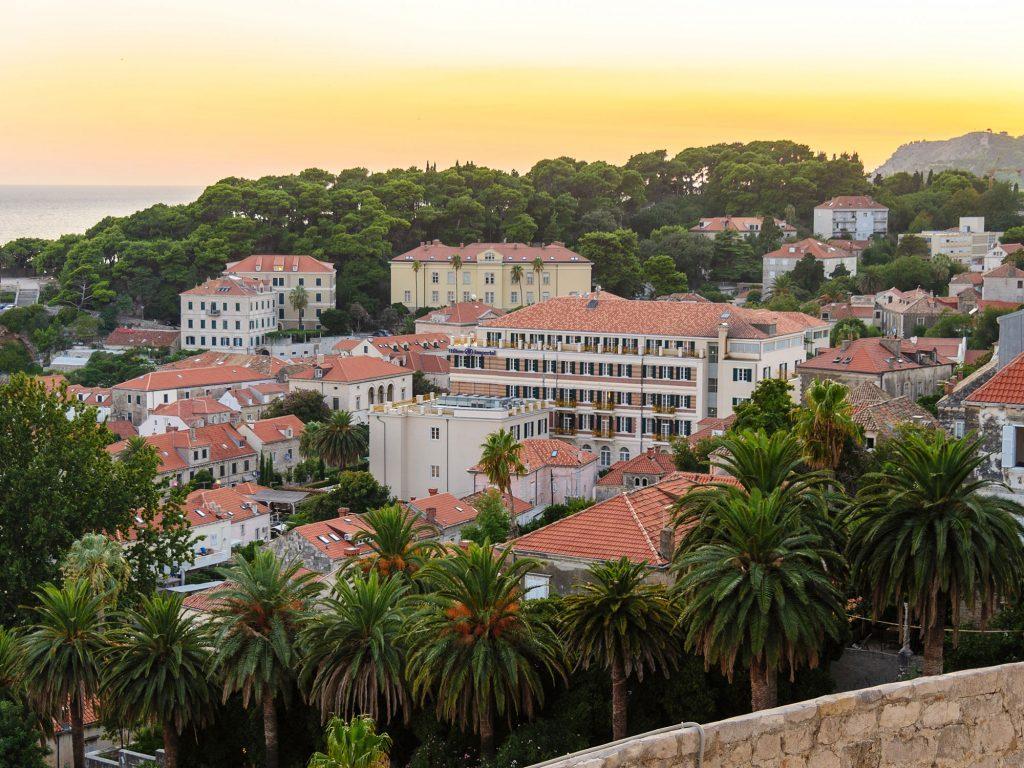Gradac Park, Dubrovnik