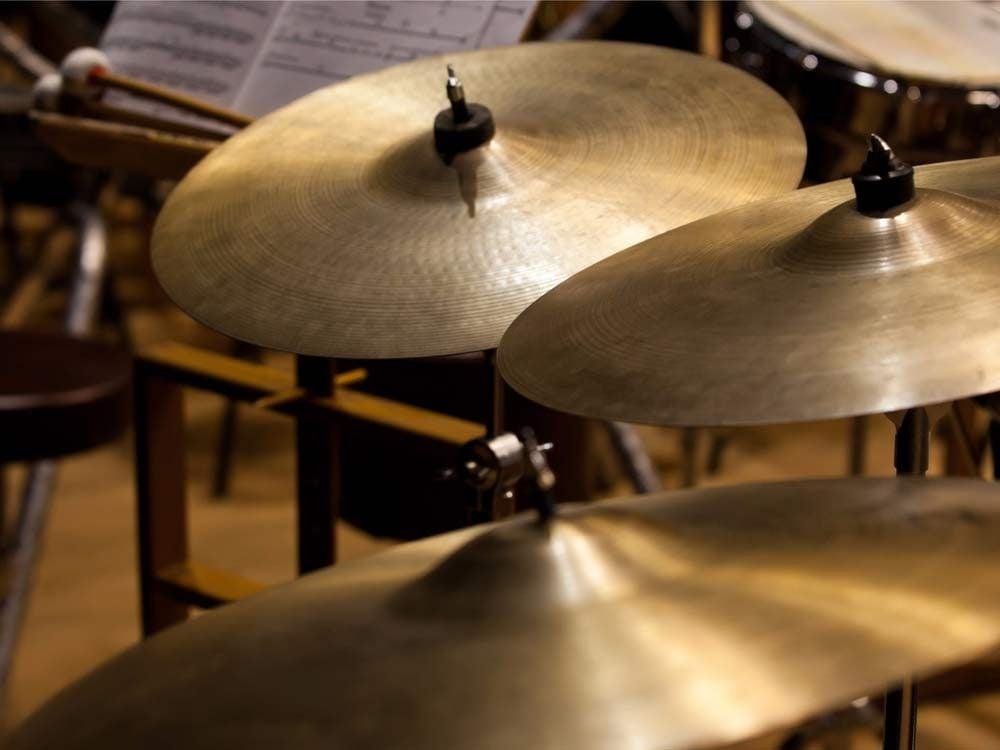 Drum cymbals