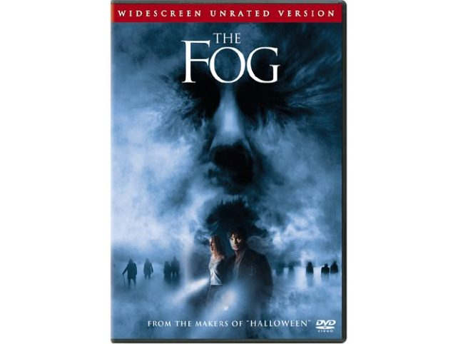 DVD case for The Fog
