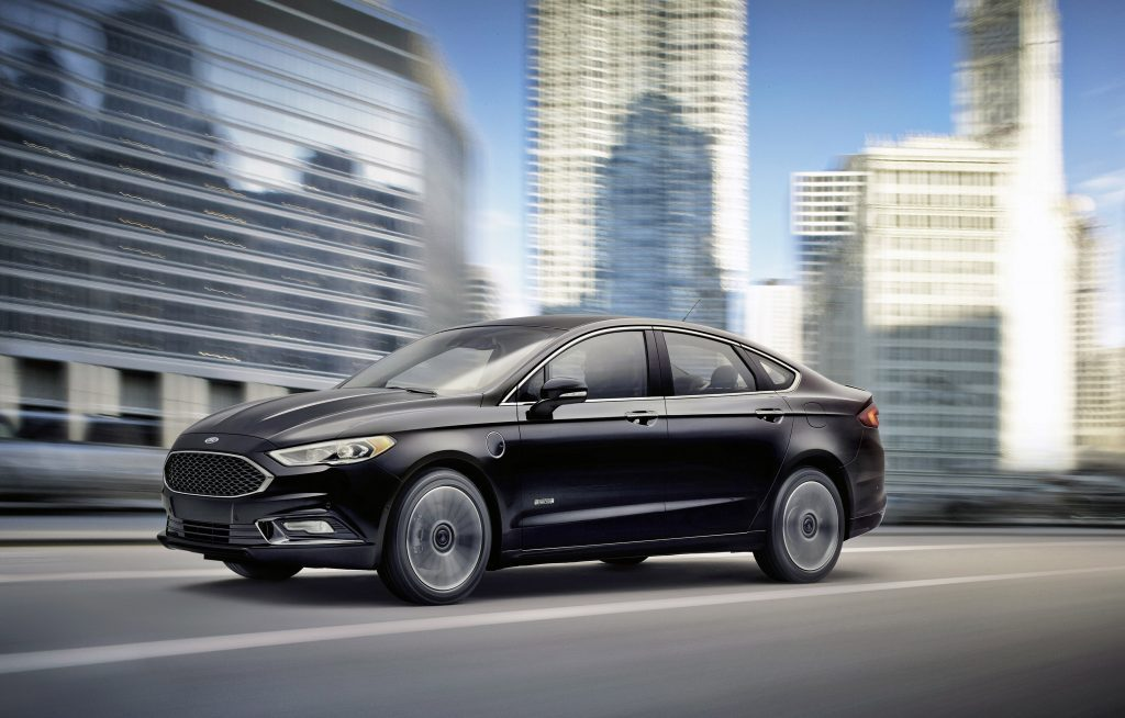 Take day trips from Toronto with the new Ford Fusion