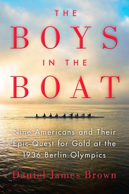 Read The Boys In The Boat in time for the 2016 Olympics