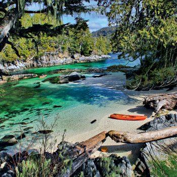 Calvert Island, British Columbia - Lagoon
