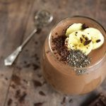 Choco-Bananachino Smoothie