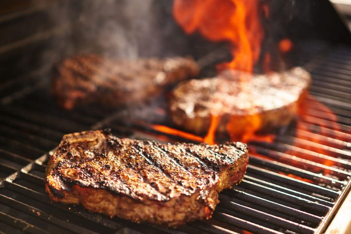 Grilling tips for beef steaks